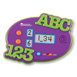 ABC & 123 Electronic Flash Card™