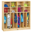 Jonti-Craft® Neat-n-Trim Lockers - 8 Sections - 48 Inch