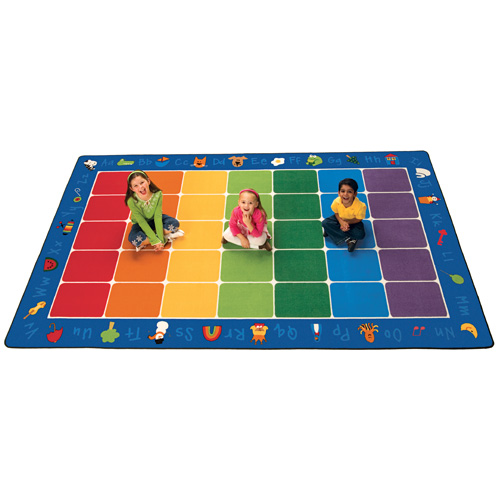 Carpets For Classrooms For Toddlers: Fun With Phonics Carpet
