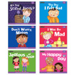 MySELF: My Social & Emotional Learning Foundations Books -  I Have Feelings - Set of 6