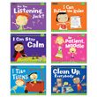My Social Emotional Learning Foundations Books - I Am In Control Of Myself - Set of 6