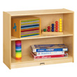 Jonti-Craft® Rectangular Shelved Module