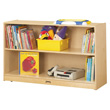 Jonti-Craft® Low Adjustable Bookcase