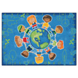 Give the Planet a Hug™ Rug - 6' x 9'