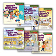 Cloverleaf Books ™ - Off to School - Set of 5