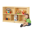 "Jonti-Craft® Toddler Single Mobile Storage Unit - 18"" Deep"