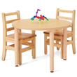 Jonti-Craft® Purpose+ Round Table