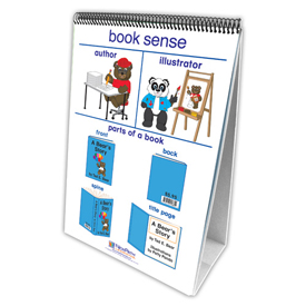 Reading Readiness Early Childhood Flip Chart Set