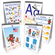 ELA Early Childhood Flip Chart Sets - Set of 5