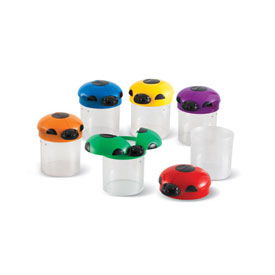 Primary Science™ Big View Bug Jars - Set of 12