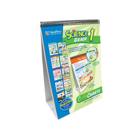 Curriculum Mastery® Flip Charts: Science Set: Grade 1