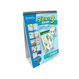 Curriculum Mastery® Flip Charts: Science Set: Grade 3