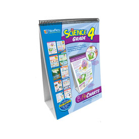 Curriculum Mastery® Flip Charts: Science Set: Grade 4
