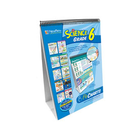 Curriculum Mastery® Flip Charts: Science Set: Grade 6