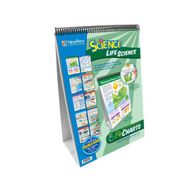 Curriculum Mastery® Flip Charts: Science Set: Life Science