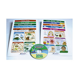 Science Visual Learning Guides™ Set - Grade 1