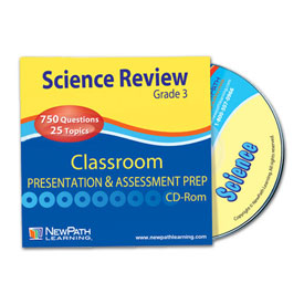 Science Interactive Whiteboard CD-ROM: Grade 3 - Site License