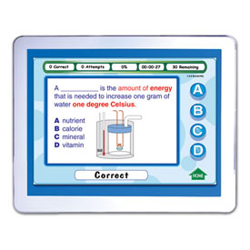 Science Interactive Whiteboard CD-ROM: Grades 8-10 - Site License
