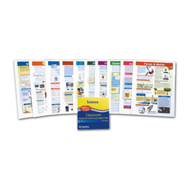 Physical Science Visual Learning Guides™ Set: Middle School