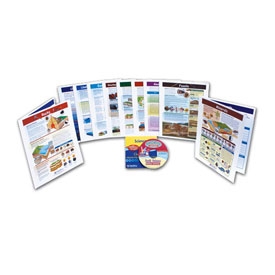 Earth Science Visual Learning Guides™ Set: Middle School