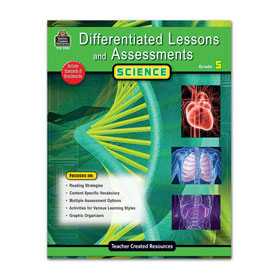 Differentiated Lessons and Assessments: Science: Gr. 5