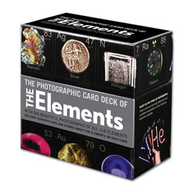 A Photographic Card Deck of the Elements