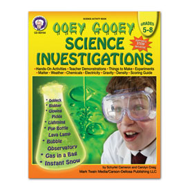 Ooey Gooey Science Investigations