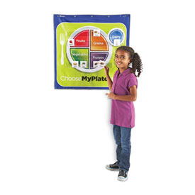 Healthy Helpings™ A MyPlate Pocket Chart
