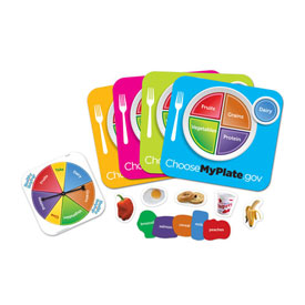 Healthy Helpings™ A MyPlate Game