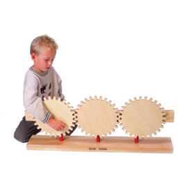 Gear Train - Demonstration Model