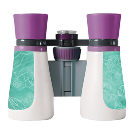Nancy B's Science Club® Binoculars and Wildlife Activity Journal