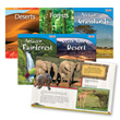 Earth's Ecosystem Book Set: Grades 3-5