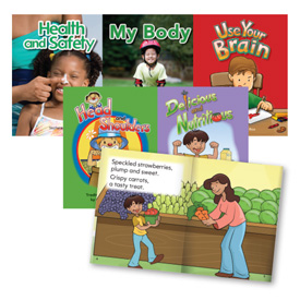 Healthy You Book Set: Grades PreK-K