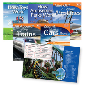 How Things Work Book Set