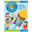 Engineer Through the Year: 20 Turnkey STEM Projects to Intrigue, Inspire & Challenge - Grades 3-5