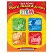 Year Round Project-Based Activities for STEM: Grades 1-2