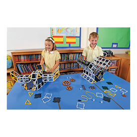 Polydron® Engineering Class Set