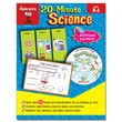 20-Minute Science: Grades K-1