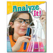 Analyze It! (Scientific Practice Book)