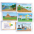 Elementary Science Multimedia Lesson - Set of 6 - Single User CD