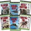 Wildlife Mysteries Books - Set of 6