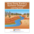 Earth's Surface Learning Guide