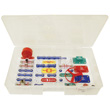 Snap Circuits Jr.® Educational 100 Experiment Set with Case