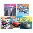 Engineering Our World Books - Set of 6