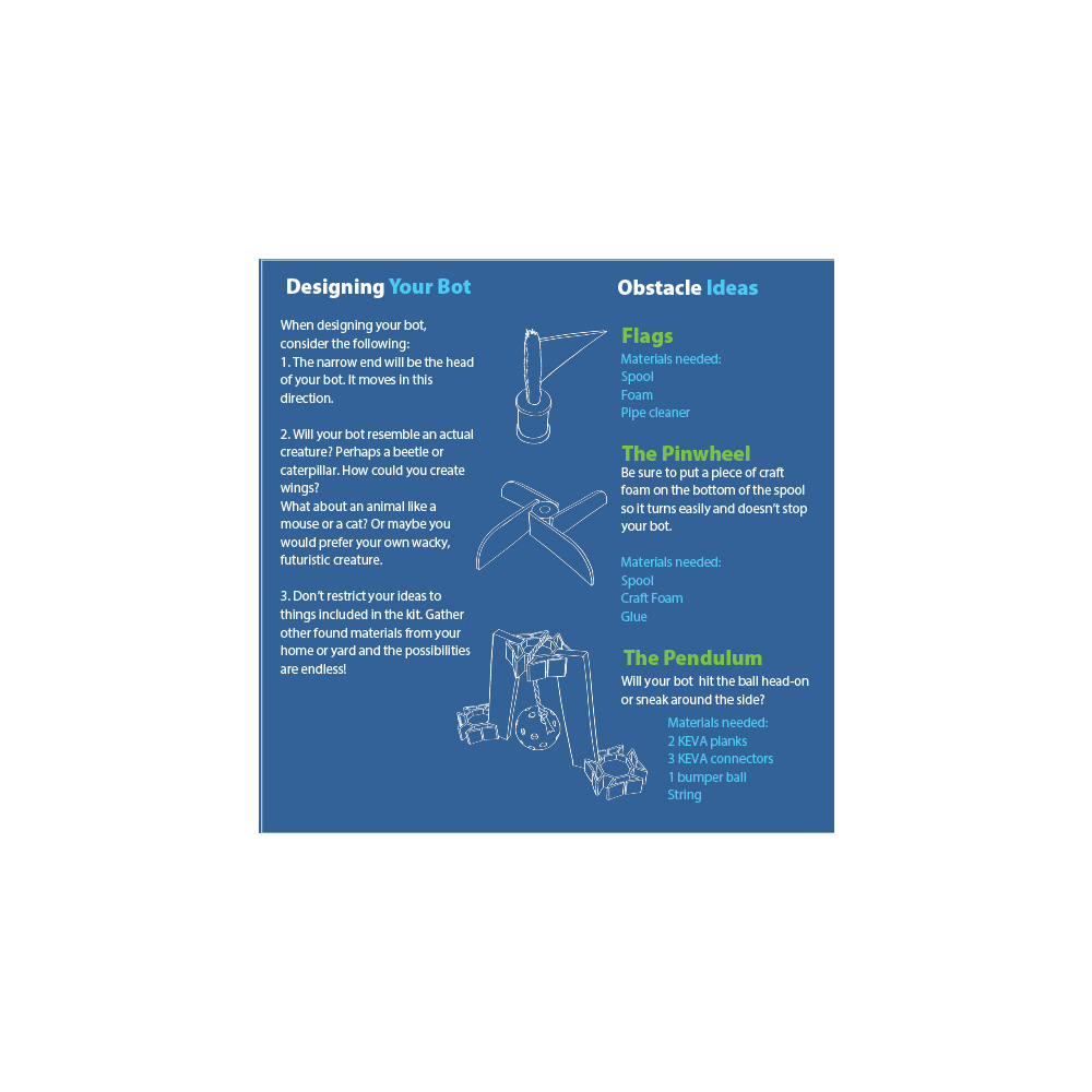 KEVA® Maker Bot Maze - STEM | EAI Education