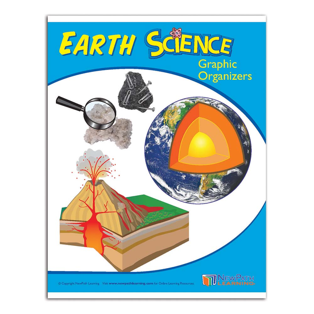 Earth Sciences: Middle School Earth Science Graphic Organizer