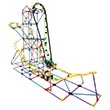 K'NEX® Education STEM Explorations: Roller Coaster Building Set