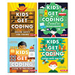 Kids Get Coding Books - Set 1 - Set of 4