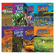 Lightning Bolt Books ™ — Biome Explorers - Set of 8