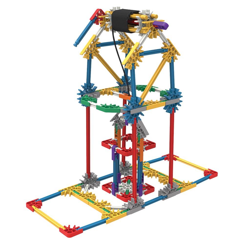 K'NEX® Education Maker Kit - Simple Machines - STEM   EAI ...